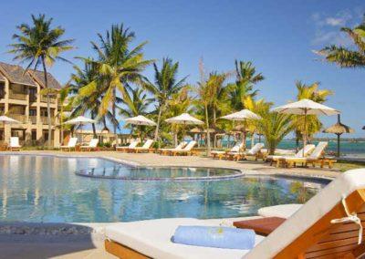 Le Jalsa Beach Hôtel & Spa ile Maurice