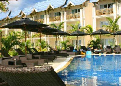 Le Pearle Beach Resort & Spa ile Maurice